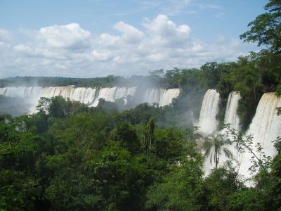 Cataratas do Iguaçu, Argentina